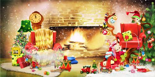 NTTD_Kandi_Magical on Christmas02-we