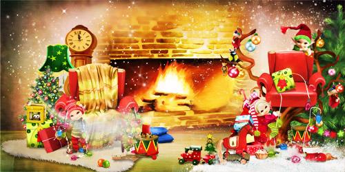 NTTD_Kandi_Magical on Christmas02