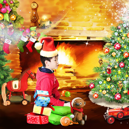 NTTD_Kandi_Magical on Christmas_web1