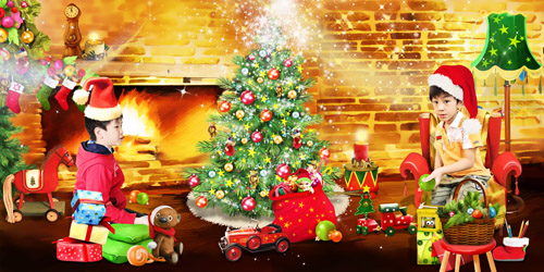 NTTD_Kandi_Magical on Christmas_web