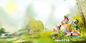 NTTD_Kandi_Over the Hedge - Part 3 - Spring time_LO1_web