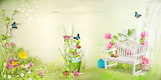 NTTD_Marta_Spring, Garden party