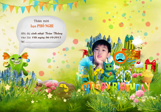 NTTD_Kandi_Happy Birthday Little Monster_LO1_Birthday card
