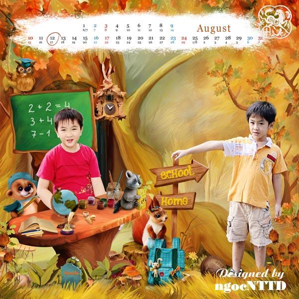 NTTD_Calendar2014_08