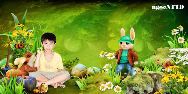 NTTD_Kandi_Garden of rabbits_LO1_web