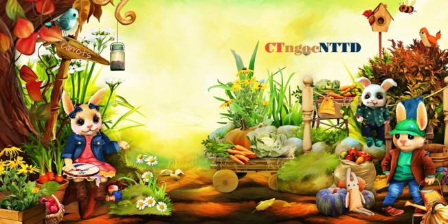 NTTD_CT47_Kandi_Garden of Rabbits